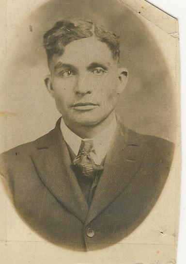 Ira Evans (1879-1968). He was the son of Lewis Evans and Zibra Bookram. Ira was born in Granville where both of his parents were from and lived most of his live in neighboring Durham County. Source: Ancestry, Username: LaMonica Williams